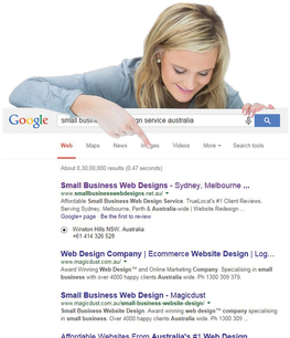 Small Business Web Designs