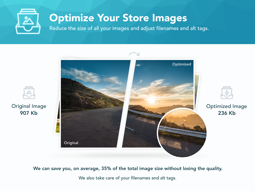 Minifier – Image and Website Optimization